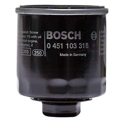 Fox V2 Print - Bosch Oil Filter Spin-On Type VW Skoda Roomster Octavia Felicia Fabia Seat Audi