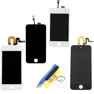 LCD Screen Touch Digitizer Assembly For iPod Touch 4th 5 6th Gen Replacement USA