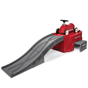Radio Flyer 500 car track 6 foot ramp toy AGES 3-5