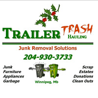 Family Home Junk Removal - Trash, Clean Outs, Scrap, Garbage, 4r