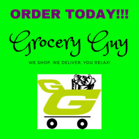 Grocery Guy - We Shop, We Deliver, You Relax!