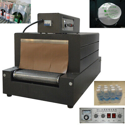 220v Heat Shrink Packaging Machine Screen Printing Tunnel Dryer 43 Long