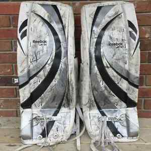 Goalie Equipment - two of two ads