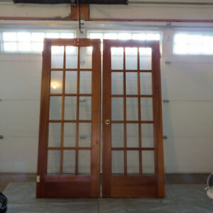 FRENCH DOOR SET