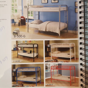 BUNK HOUSE SPECIAL - BUNK BED ONLY $299 will beat  competitors