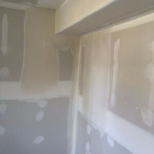 Quality Mudding Taping and sanding ready for painting. Residenti