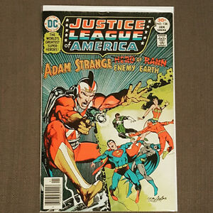 Justice League of America issue #138
