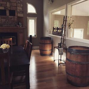Wine Barrels Windsor Region Ontario image 1