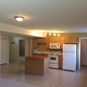 2 Bedroom Basement suit in Olds AB