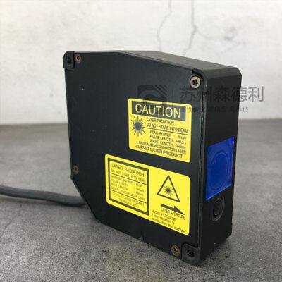 1pc Used Kais Laser Displacement Sensor Kl2-10