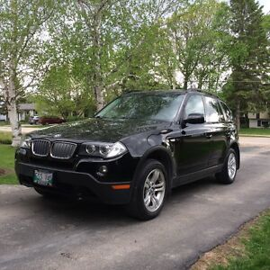 2008 BMW X3 3.0i AWD SUV, Crossover