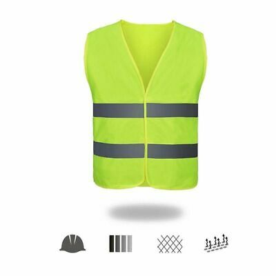 Safety Vest Reflective Device Gear For Running Cycling Sports Clothing Accessory