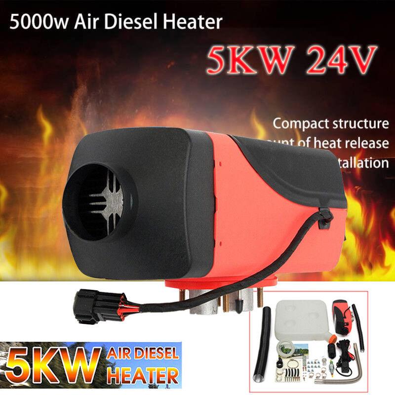 24v 5kw diesel standheizung luftheizung air heater. Black Bedroom Furniture Sets. Home Design Ideas