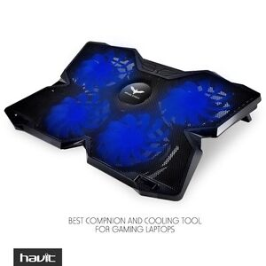 """GAMERS! 15.6""""-17"""" Laptop Cooling Pad - Portable"""