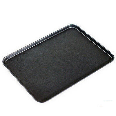 "10""x 7"" Non-stick Coating Toaster Oven Sheet Both sides Teflon coating Cake Pan"
