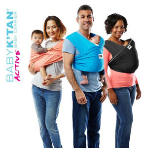 Bay K'Tan Active Mesh Baby Carrier