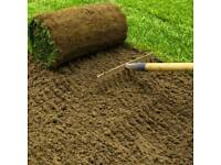 Top soil recycled