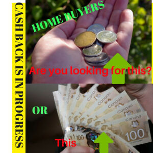 HOME BUYERS - GET A CASH BACK UPTO $5000
