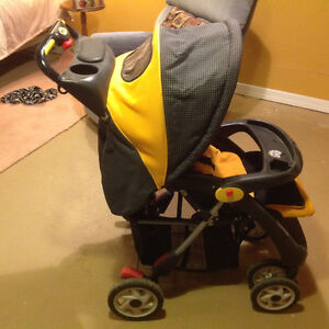 Baby stroller Cornwall Ontario image 1