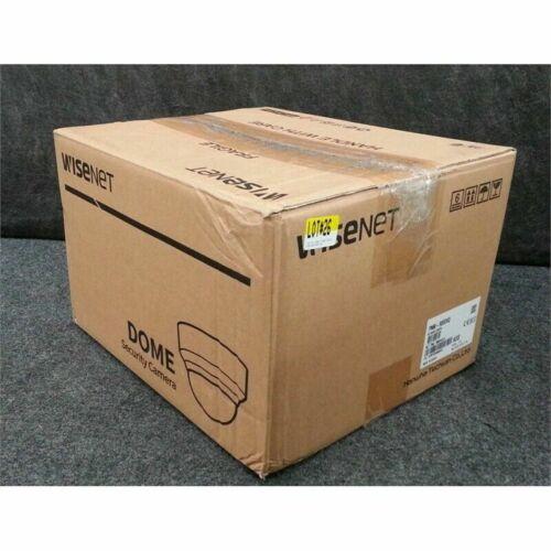 Hanwha PNM-9000VQ Wisenet Dome Security Camera H.264, MPEG-4, MJPEG, AVC, H.265