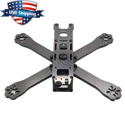 """QAV-R Style 5"""" 220mm Freestyle FPV Drone Carbon Fiber Quadcopter Frame Kit"""