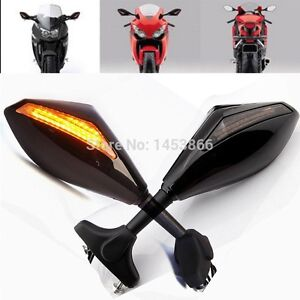 LED mirrors for your sport bike!!!