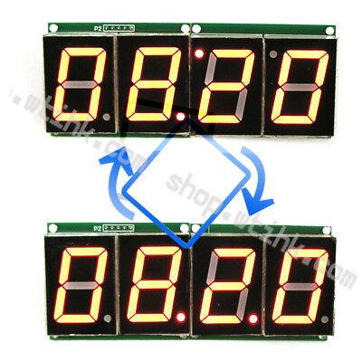 1.2-inch 4-digit 7-segment Big-clock Standard Format I2c Led Display Ht16k33