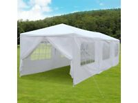 Marquee for sale (30ft x 10ft). Only used twice. Seats approx 50 people. Bargain at £100.00.