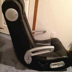X Rocker Gaming Chair, complete with cables