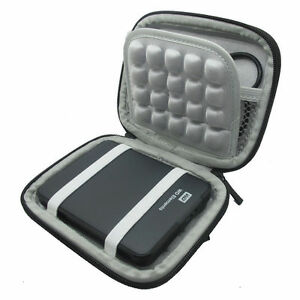 For Western Digital WD My Passport Ultra Elements 1 TB Hard Drive Carrying Case