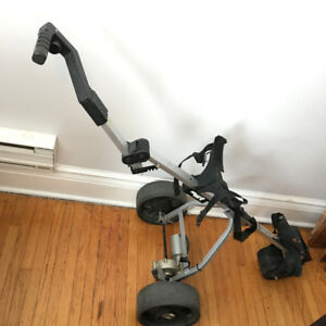 ~ CHEAP Electric Golf Caddy ~ Excellent Condition ~