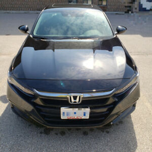 2018 Honda Accord Touring lease take over with cash incentive