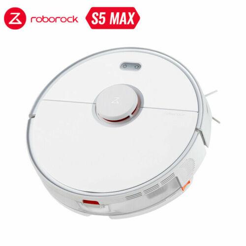 Roborock S5 Max Robótico Aspiradora Robot Vacuum Cleaner APP Smart