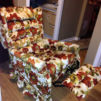 Recliner Chair for sale.
