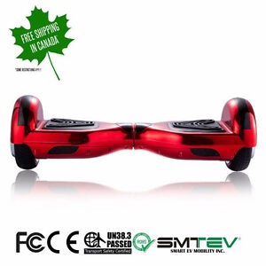 SMTEV H2 Hoverboard - w/ Phone APP and Bluetooth