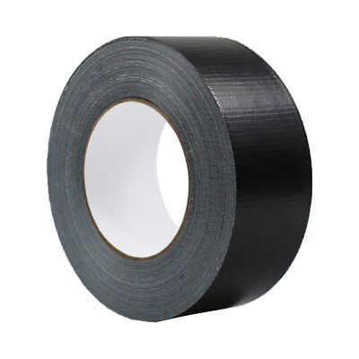 Strong Waterproof Black Highly Adhesive Heavy Duty Gaffer Cloth Duct Tape G G
