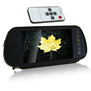 7-TFT-LCD-Color-Screen-Car-Monitor-rearview-camera-VCR