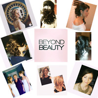 Beyond Beauty Mobile Hair and Makeup is Hiring