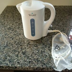 Rival 1.0 Litre Kettle - New Kitchener / Waterloo Kitchener Area image 1