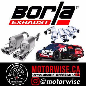 Borla Performance Exhaust Systems