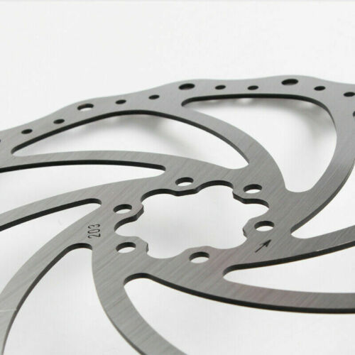 Bike Disc Brake Rotor 140,160,180,203mm Bicycle MTB Mountain Bike 6 Bolts Rotor