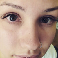 Mink Eyelash Extensions - Unlimited Count - 416-829-6468 - $60