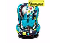 New Cosatto Moova Group 1 Anti Escape Car Seat From 9kg - 18kg, Cuddle Monster 2