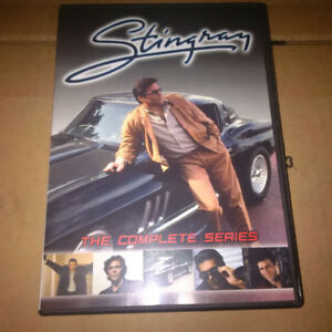 Stingray Complete Tv Series
