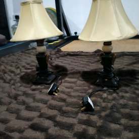 Side Lamps - Set Of Two