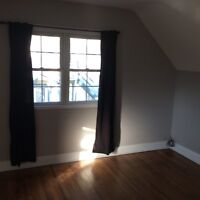 2 rooms for Rent Latrge and small.550 and 450.00