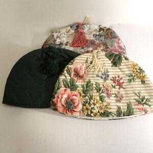 Three 3 Unused Hand Made Tea Cozy Cozies Make Great Gifts etc. Kitchener / Waterloo Kitchener Area image 1