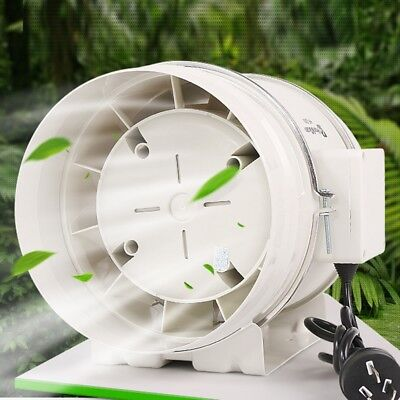 10 Industrial Exhaust Fan Pipe Fan Hf-200p 220v