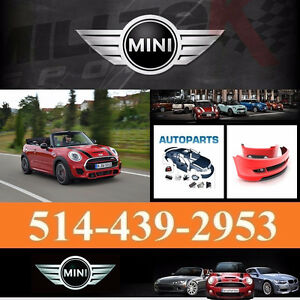 Mini Cooper ■ Fenders and Bumpers ► Ailes et Pare-chocs