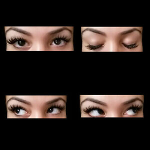 Wake up pretty!Eyelash extensions:Classic,3D,5D volume West Island Greater Montréal image 8